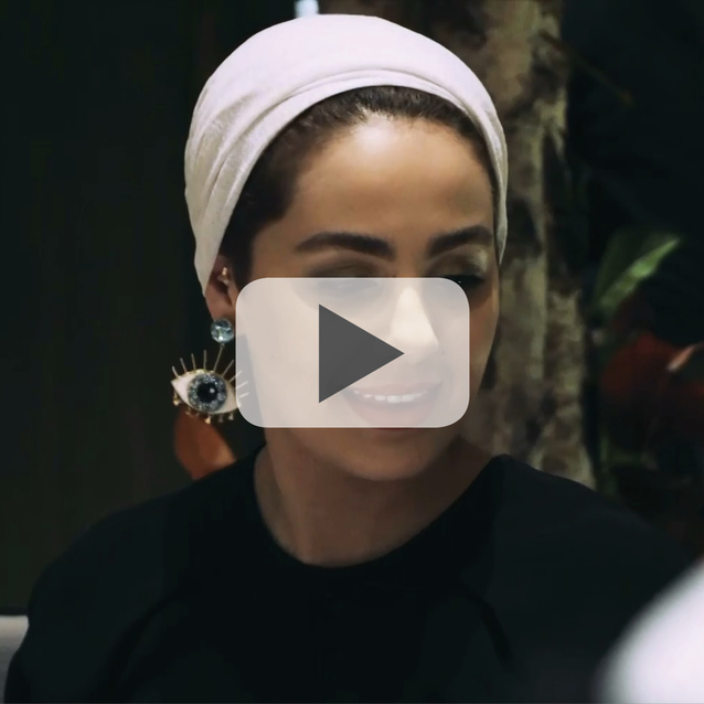 Watch: Inside The Best Dressed Kuwait Party