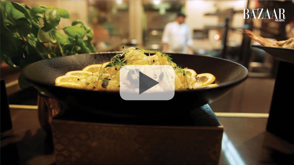 VIDEO: Manzil Downtown Dubai Seafood Market