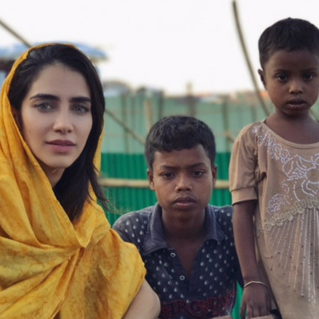 Exclusive: Inside Jessica Kahawaty's Trip To Bangladesh