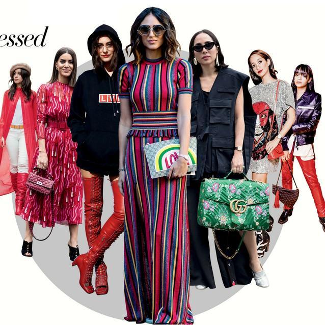 Fashion's Festive Feels: Mohammed Sultan's Best Dressed List