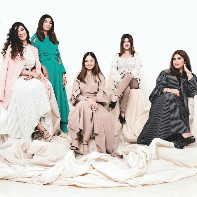 Hitting Their Stride: Amal Al Mulla