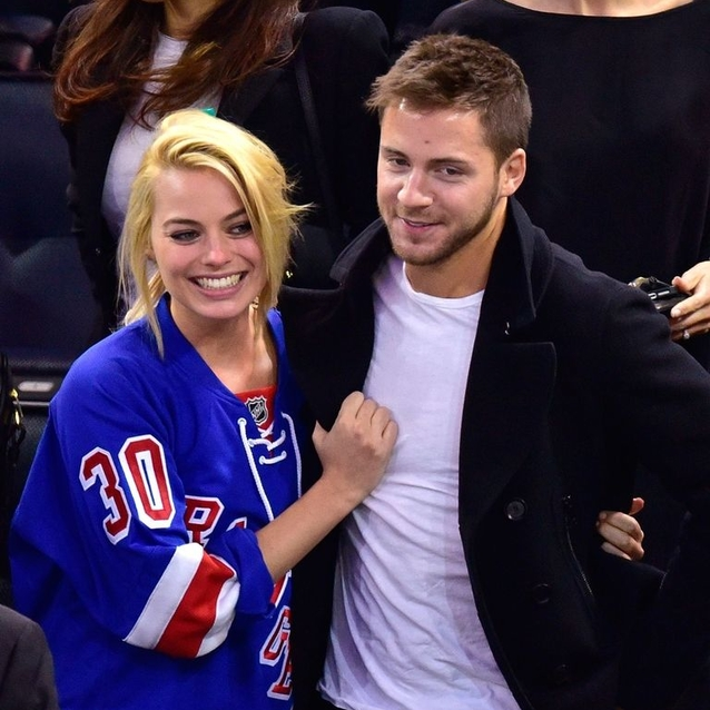 Margot Robbie And Tom Ackerley Invited Their Uber Driver To A House Party