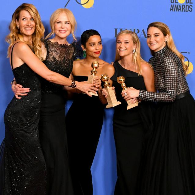 Golden Globes 2018: The Winners