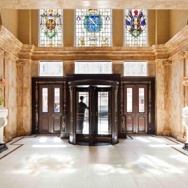 Hotel Café Royal: An Oasis Of Calm In London