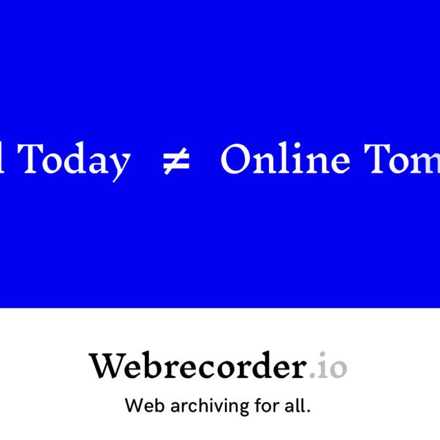 Online Art Platform Rhizome Receives $1 Million To Archive The Internet