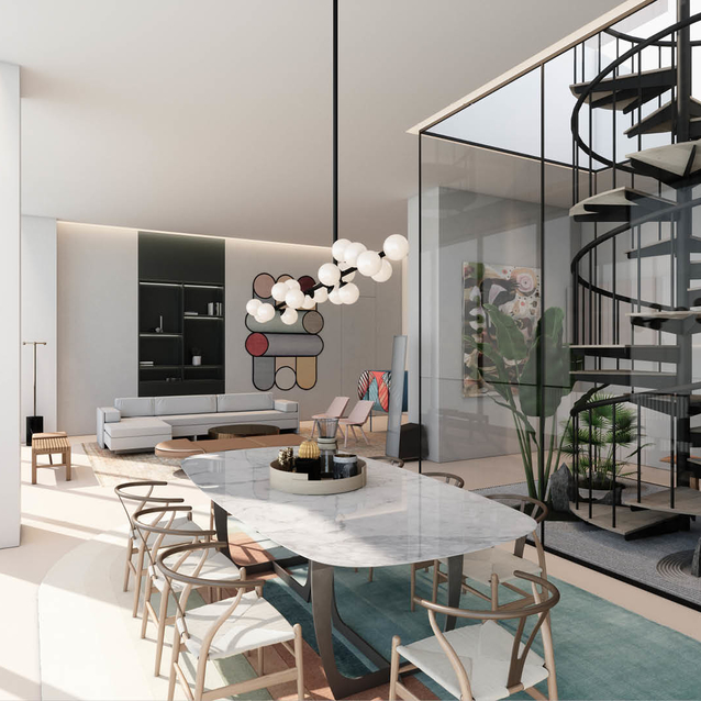 Elegant Estate: KOA Announces Next-Generation Penthouse Apartments