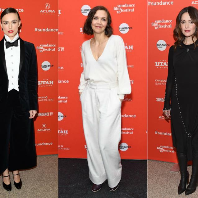 The Best Dressed At The Sundance Film Festival 2018