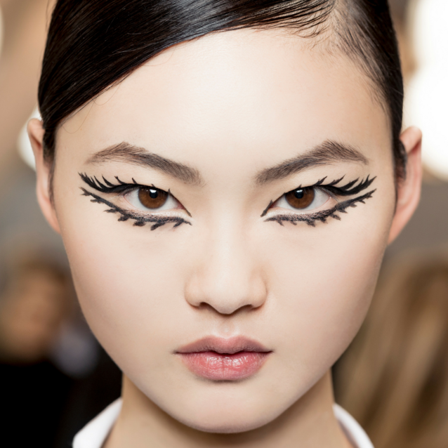 How To Recreate The Backstage Beauty From Dior Haute Couture Spring/Summer 2018