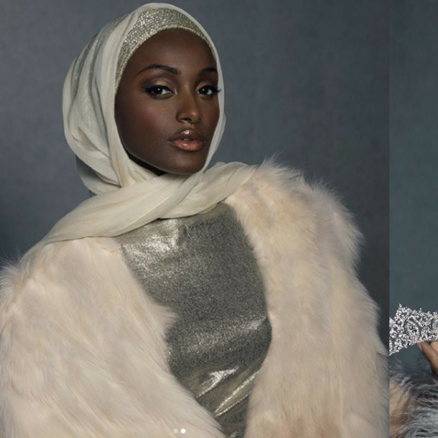 A New Line Of Luxury Hijabs Has Just Launched