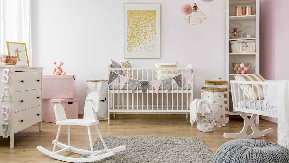 10 Top Tips For Decorating The Nursery
