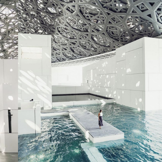The Most Breath-Taking Instagrams Of The Louvre Abu Dhabi