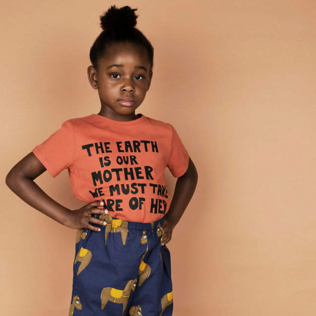 Check Out Mini Rodini's Adorable New Sustainable Collection