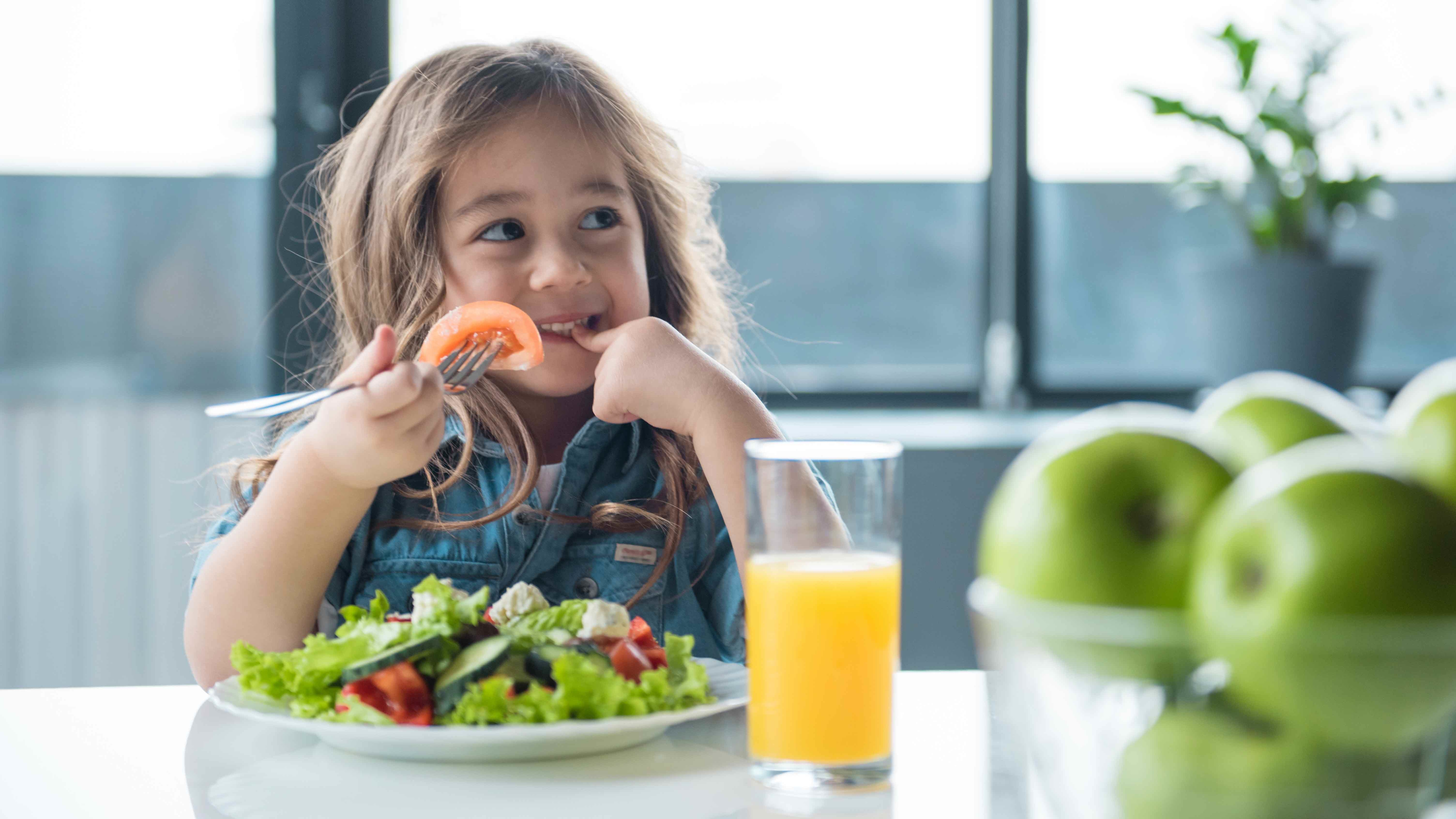 Parents: Here's How To Deal With Fussy Eaters