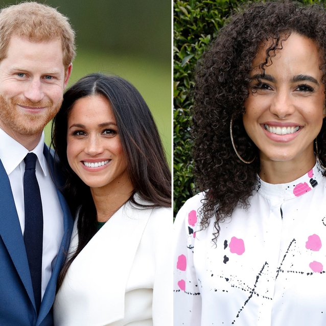 Meghan Markle And Prince Harry Will Be Played By These Actors In A TV Movie