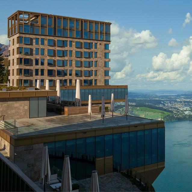 Swiss Sensation: Bürgenstock Hotel & Alpine Spa