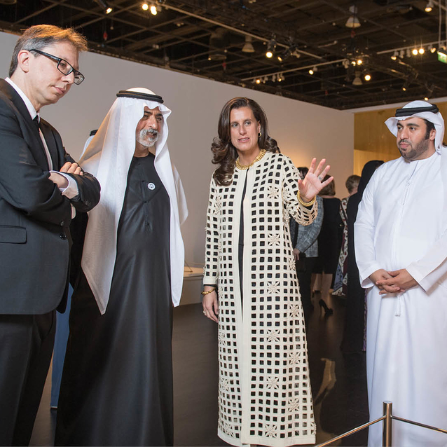 Abu Dhabi Festival Kicks Off With A Contemporary Art Exhibition