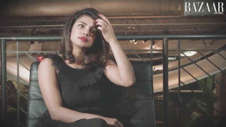Priyanka Chopra Reveals Who She Thinks Should Be President Of The US