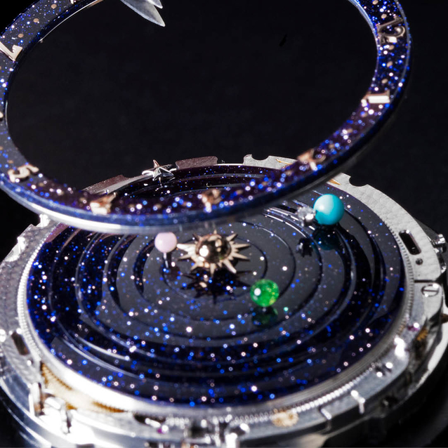 Discover The Poetry Of Time With Van Cleef & Arpels