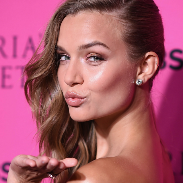 Victoria's Secret Angel Josephine Skriver On The Perfect Valentine's Day