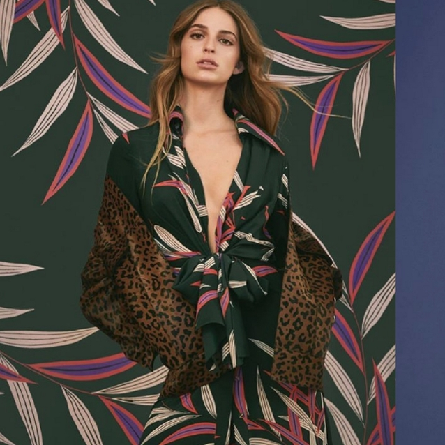 Talita Von Furstenberg Is The New Face Of Her Grandmother's Namesake Label