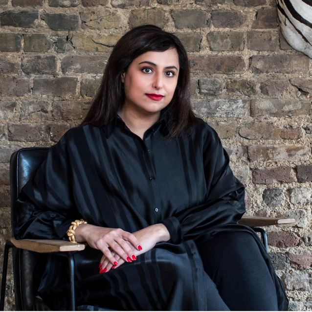 Sheikha Hoor Al Qasimi Will Take Over Her Brother's Eponymous Fashion Label