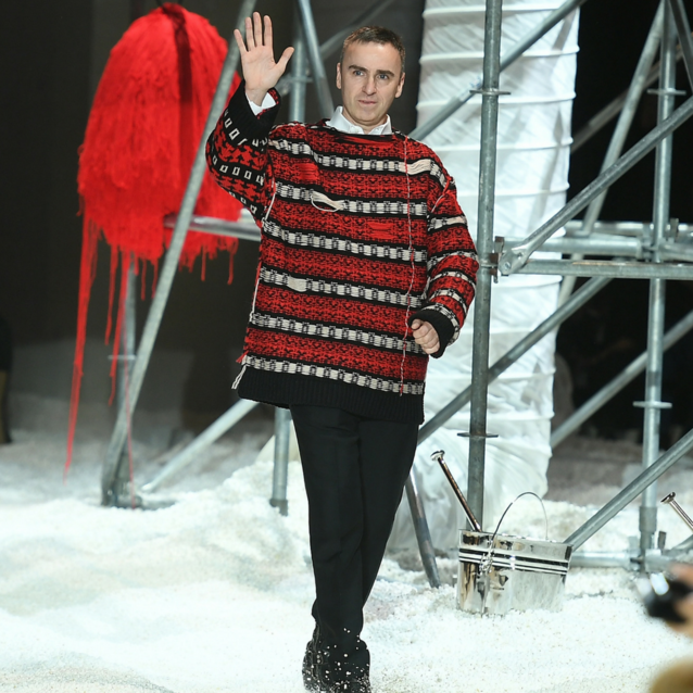 3 Crazy Things That Happened At Calvin Klein's NYFW Show