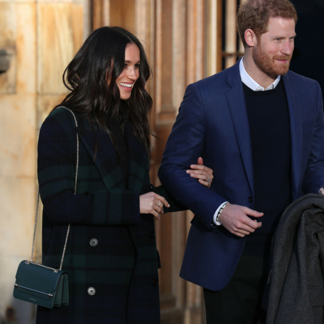 Here's Where You Can Buy Meghan Markle's Sell-Out Handbag In Dubai