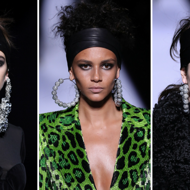 Why Tom Ford Is Taking Beauty Back To The Eighties This NYFW