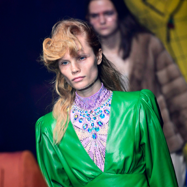 Watch: Live Stream Gucci's Autumn/Winter 2018 Show From MFW