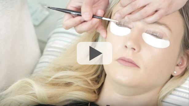 Watch: LVL Lashes Tried & Tested