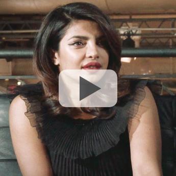 Watch: Priyanka Chopra Opens Up About Losing Her Father