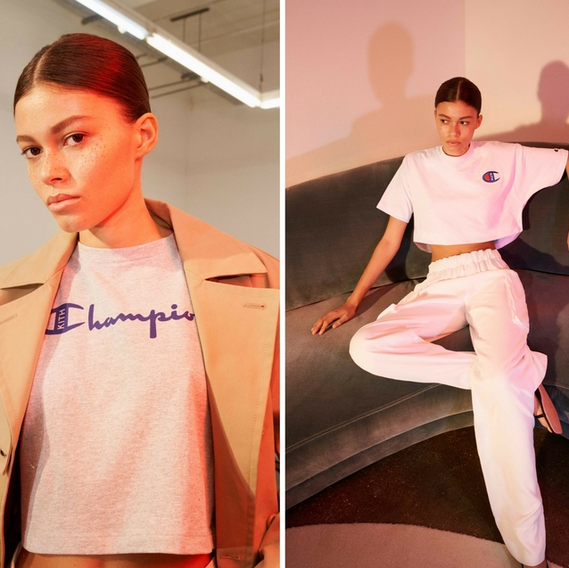 #BazaarLoves: This Retro Sportswear Collaboration Is Launching Exclusively On Net-A-Porter