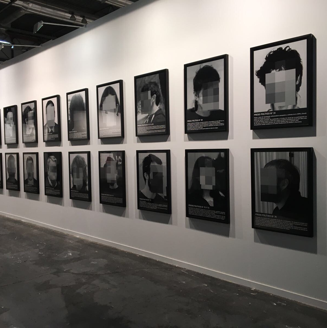 Spanish Art Fair ARCO Madrid Taken Over By Politics