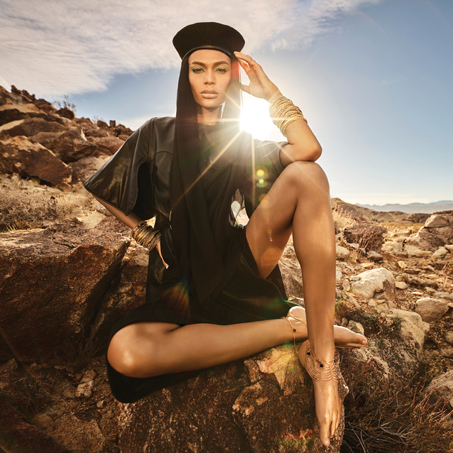 From The Archives: Joan Smalls Reveals Her Recipe For Success