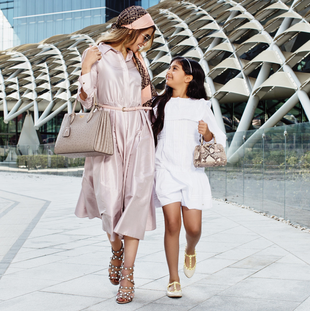Watch: The Lessons My Mother Taught Me   Bazaar spends the day shopping with mothers and daughters