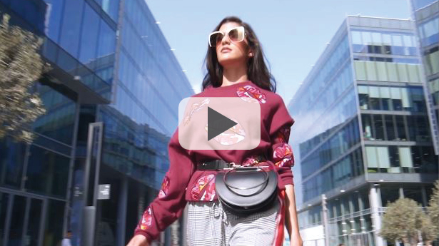 Watch: How To Wear Spring/Summer 2018's Catwalk Trends In Dubai