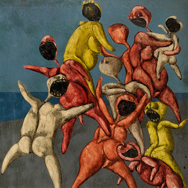 First Look: Rare Works By Mahmoud Saïd And Bahman Mohasses At Sotheby's