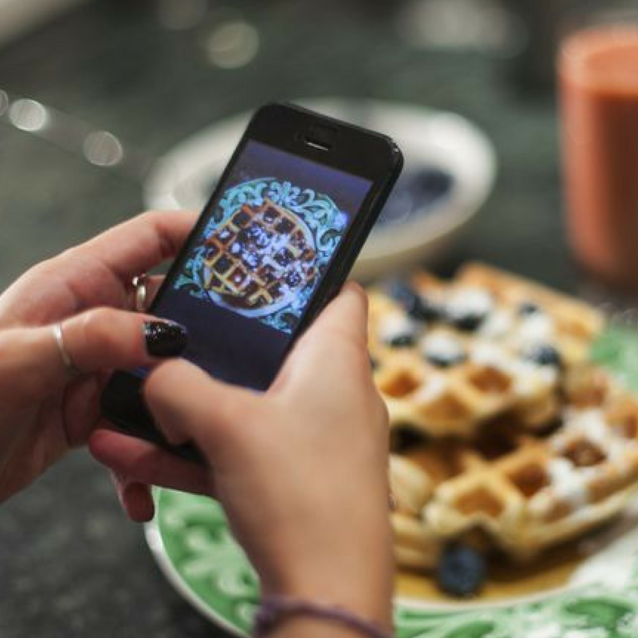 Why Posting Pictures Of Your Food On Instagram Could Be Making You Eat More