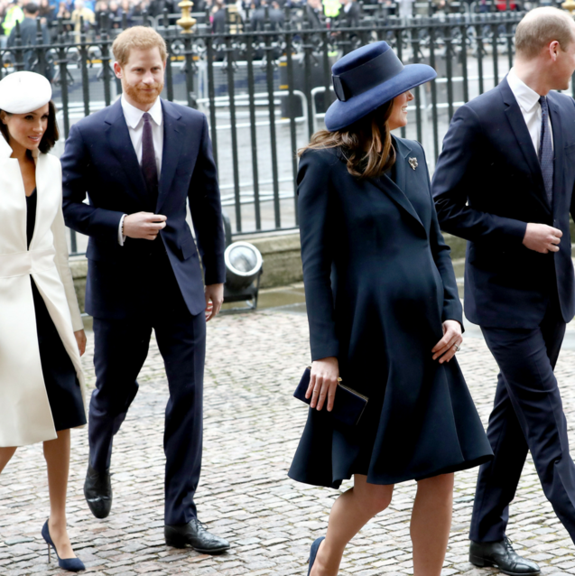 Meghan Markle And The Duchess Of Cambridge Just Had Another Twinning Moment