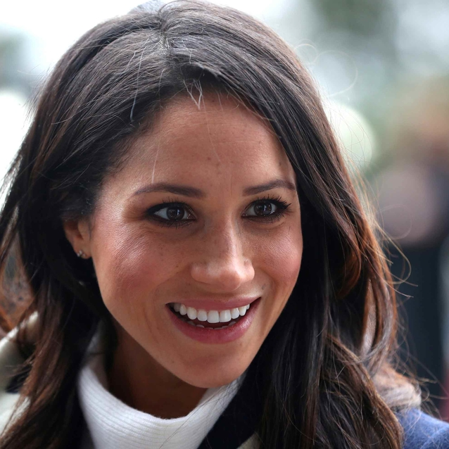 Meghan Markle's Day On A Plate