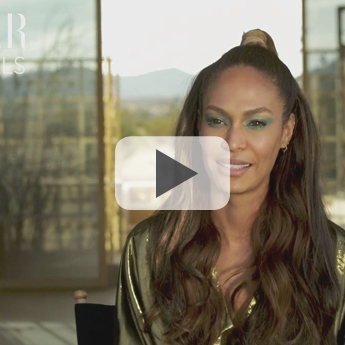 Watch: Joan Smalls Quickfire Questions