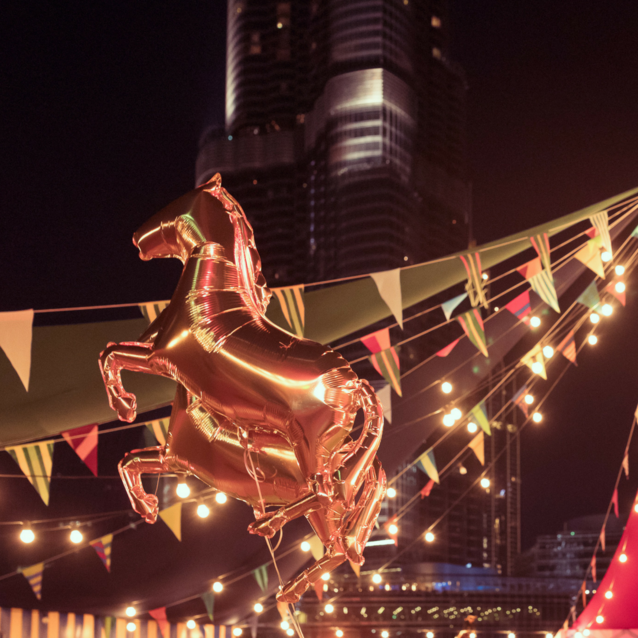 A Hermès Funfair Has Just Opened In Dubai