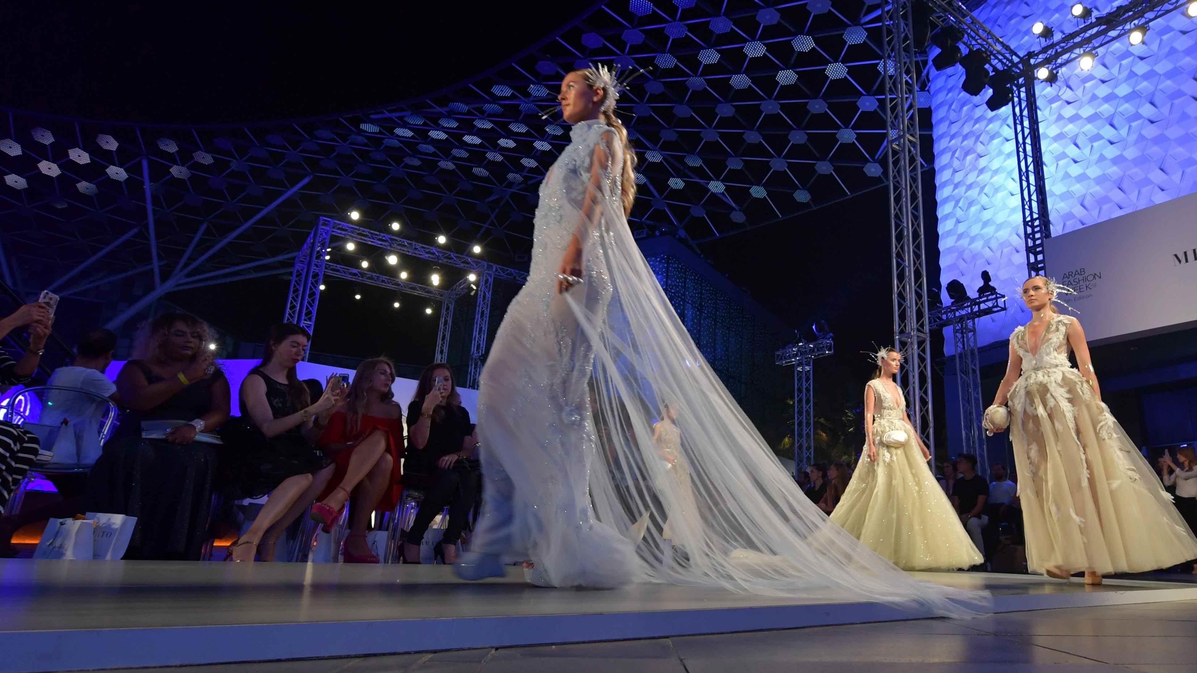 Arab Fashion Week Postponed