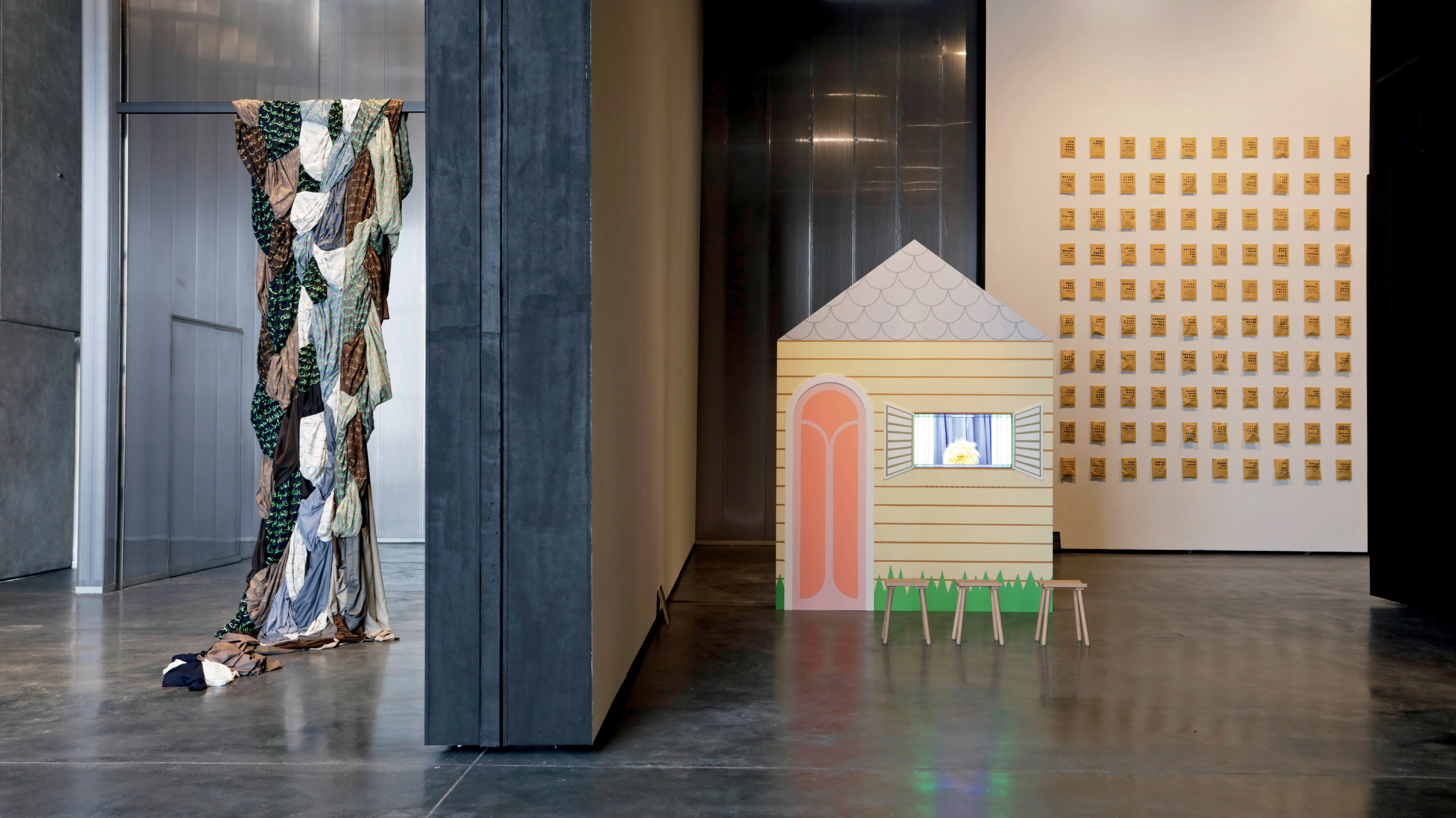 UAE-Based Artists Showcase Works At Dubai's Concrete