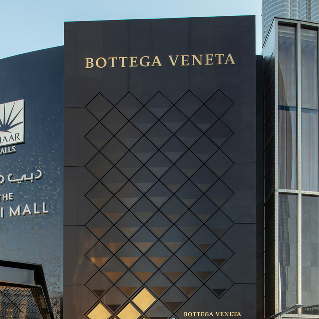 Bottega Veneta's Largest Store In The Middle East Is Spread Over Three Floors