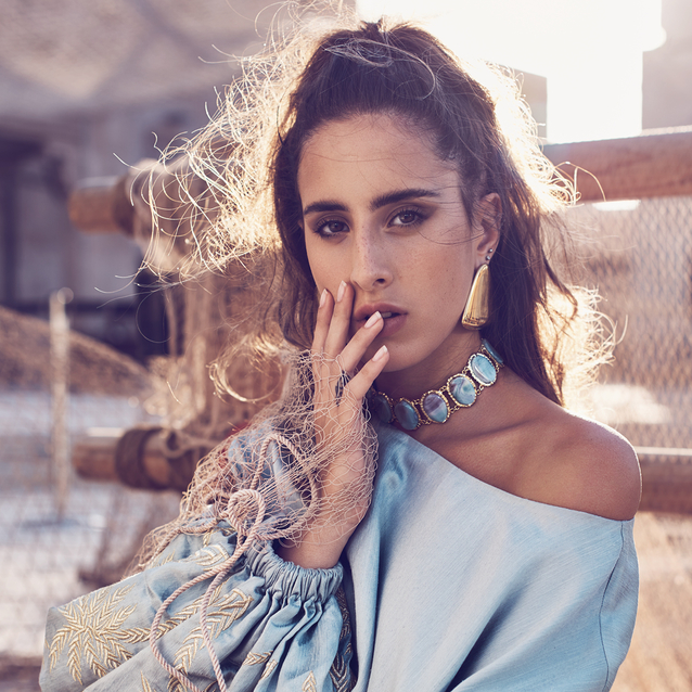 From The Archives: Saudi Model Taleedah Tamer Reveals Her Beauty Must-Haves