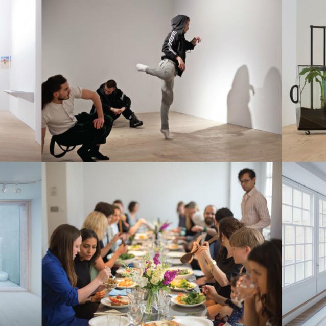 Art Jameel Teams Up With Delfina Foundation