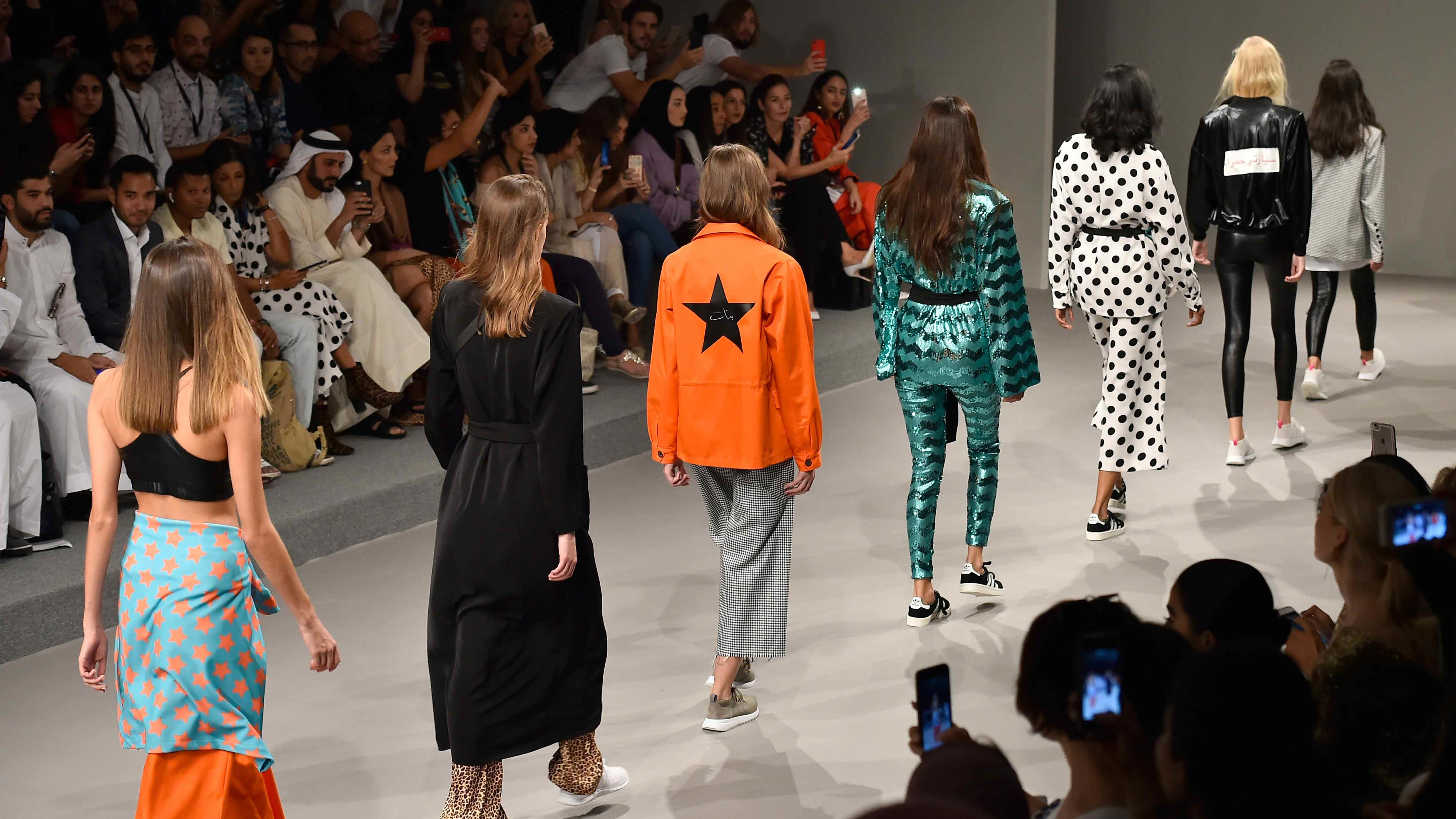 8 Middle Eastern Designers To Watch At Arab Fashion Week