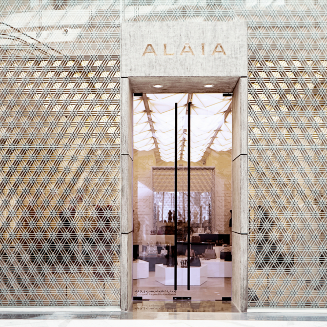Alaia Opens Its First Ever Boutique In the Middle East
