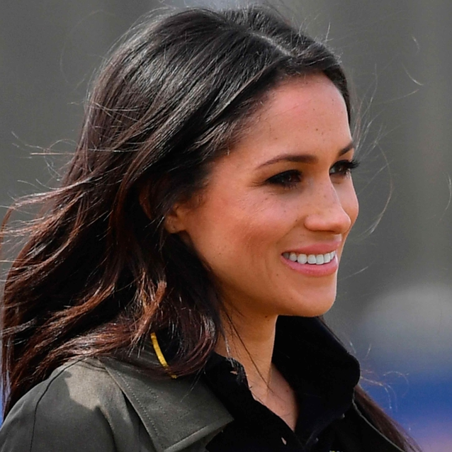 Meghan Markle Just Tapped Into This Season's Trench Coat Trend